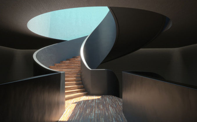 The Staircase to Light